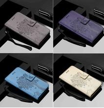 Luxury PU Leather Case Wallet Flip Magnetic With Card Holders Cases For Doogee X100 X90 X90L N10 Y8C Y8