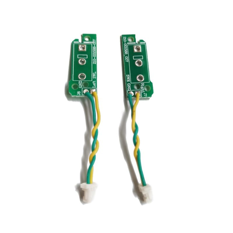 2Pcs Mouse Repair Parts Mouse Micro Switch for logitech G900 G903 Gaming Mouse Replacement Mouse Button Board Cable omron mouse micro switch d2f f 3 7 button suitable for 10m 20m 50m steelseries sensei 310 g304 g305 g602 g900 g903 free shipping