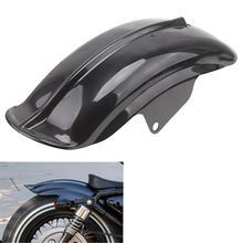 1pc For Harley Sportster Model 1994-2003 ABS Black Plastic Motorcycle Rear Wheel for Fender Splash Guard Rear Wheel Cover Guard