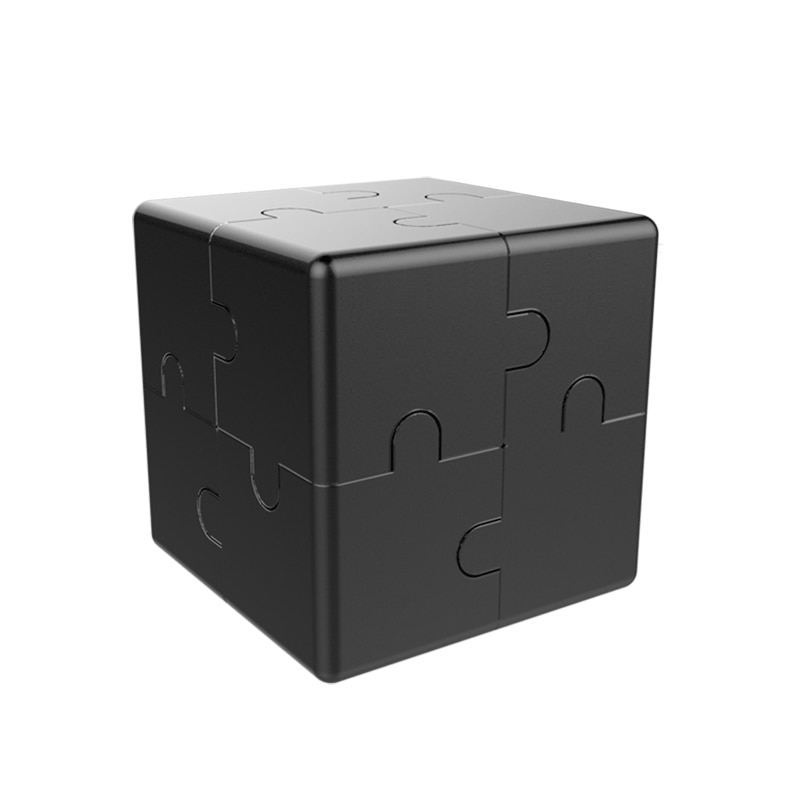 Magnetic Cube Spinner Stress Relief Toy Metal Infinity Cube Portable Decompresses Relax Toys for Children Adults Fidget Spinner enlarge