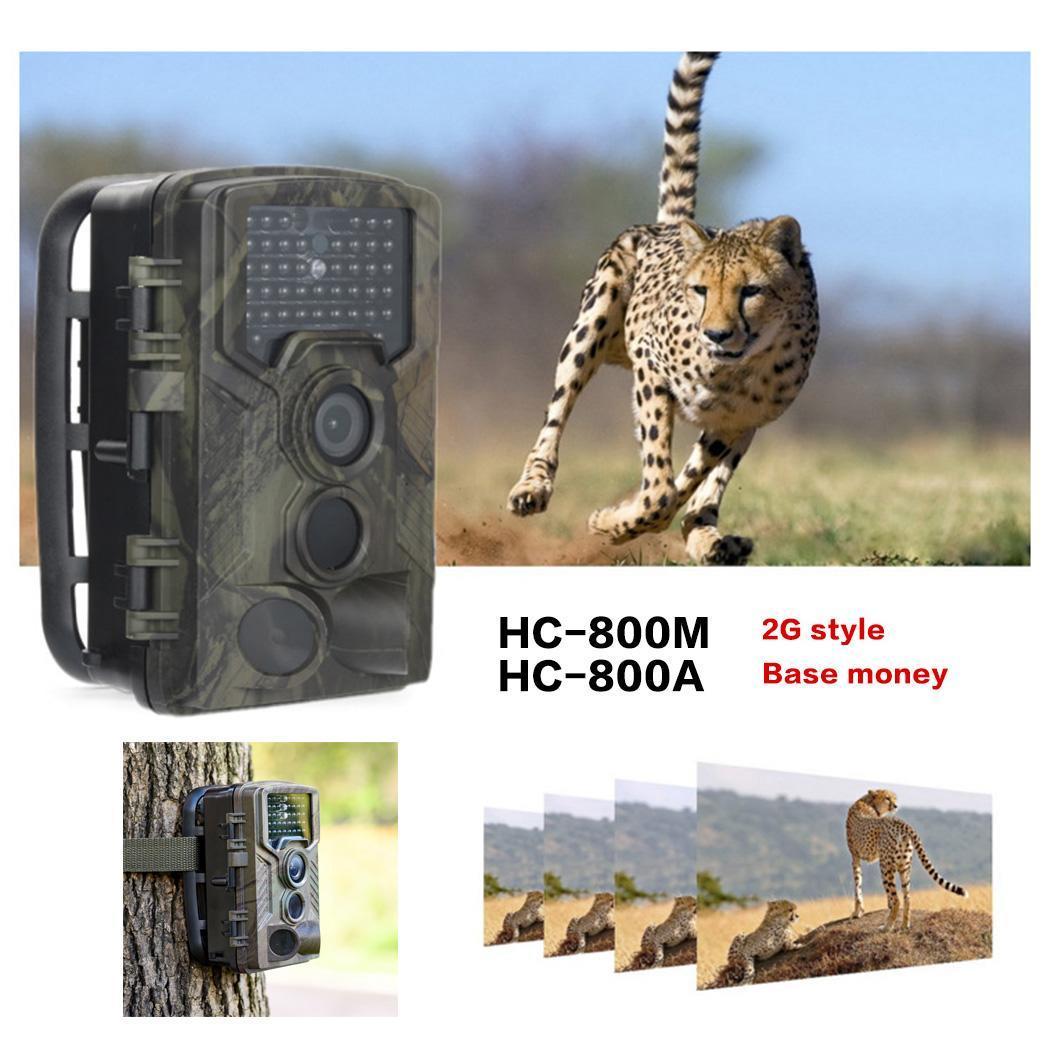Охотничья камера 16MP HD 1080P инфракрасная Повседневная 1080 P/720 P/VGA ночного видения