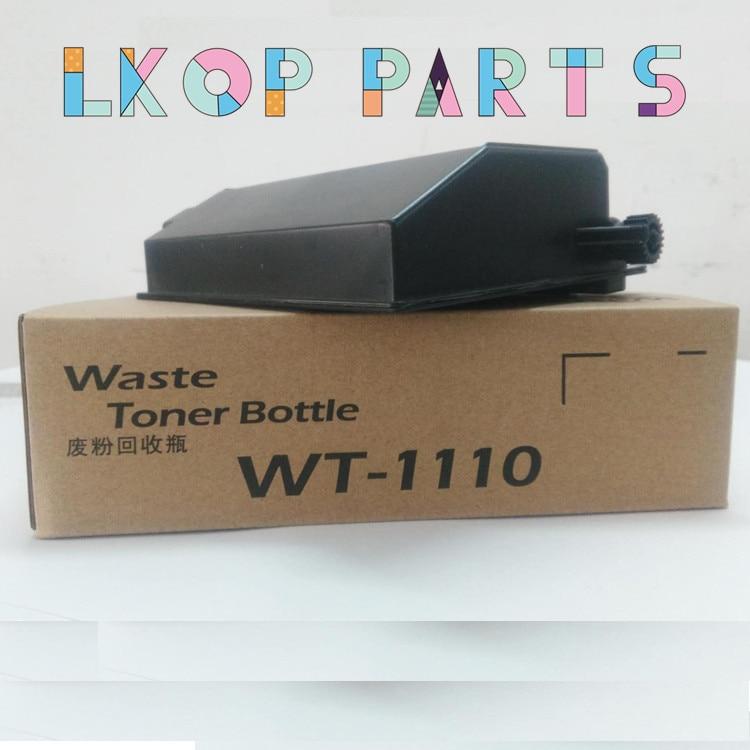 5 piezas WT1110 WT-1110 302M293030 la caja de tóner residual para Kyocera FS 1020, 1040, 1041, 1060, 1061, 1020, 1025, 1120, 1125 1220, 1320, 1325 mfp