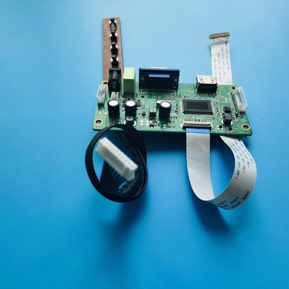 ل LP125WH2-TPB1/LP125WH2-TPH1 1366X768 سائق شاشة عرض 30pin EDP LED عدة VGA LCD HDMI DIY تحكم مجلس 12.5