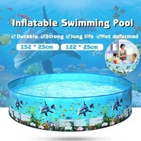 Swimming Pool Round Paddling Pool Summer Outdoor Party Supplies For Kids Adult piscinas grandes para familia