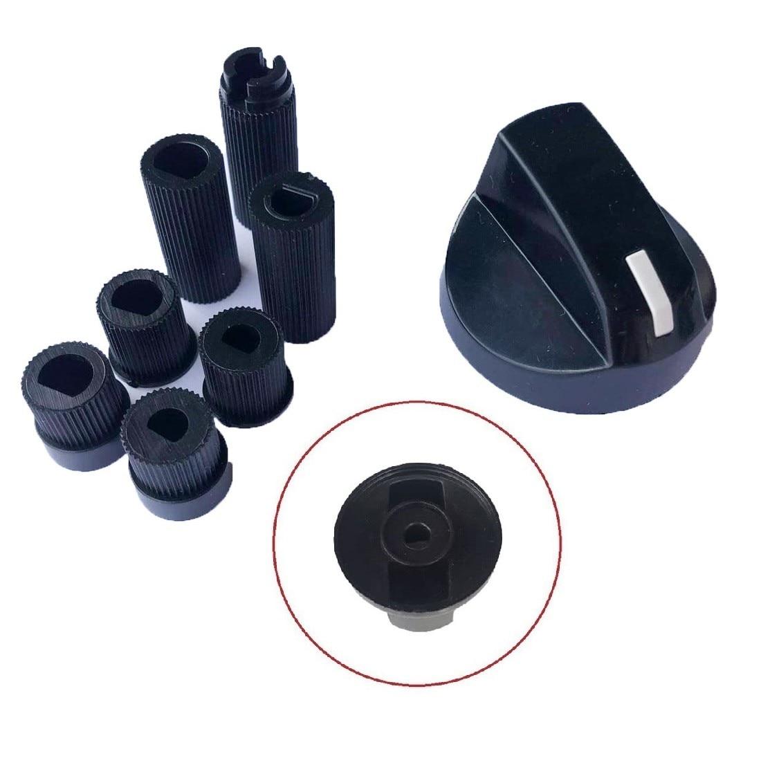 İtimat Oven Cooker Water Heater Cooktop Button 1 li Suit Black HT-SÜ0009-21