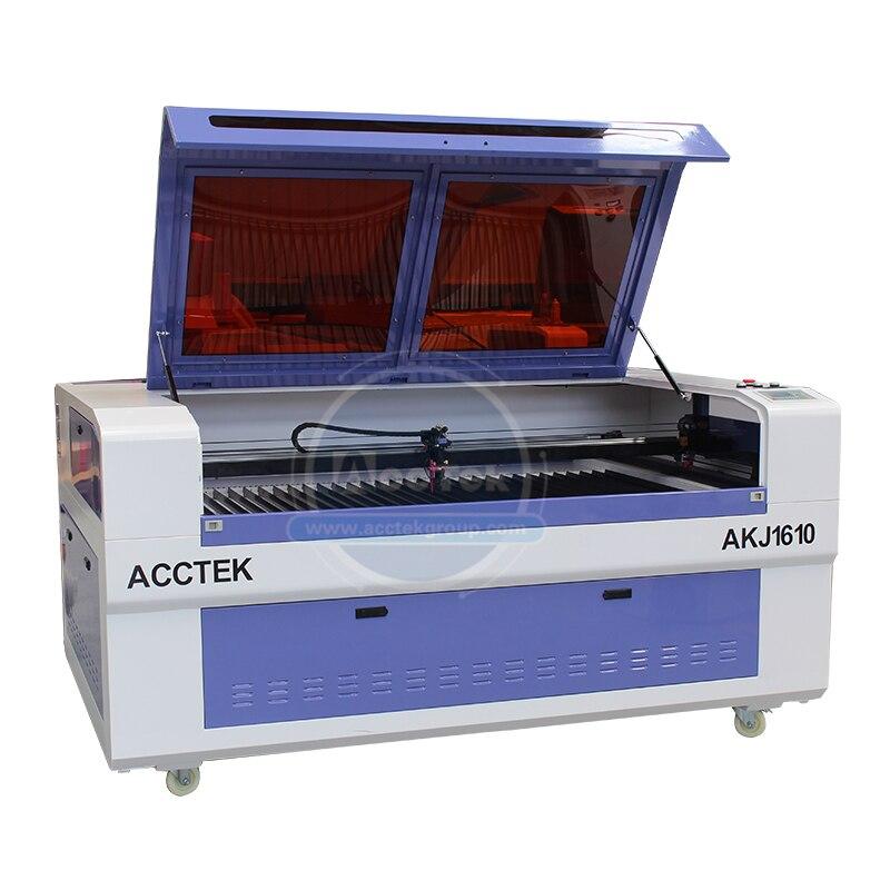Máquina de grabado láser multiuso 1610 80W 90W 100W 130W 150W potencia Ruida 6442S 110v/220v Co2 máquina de grabado láser