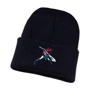 Anime Grancrest Senki Knitted Hat Cosplay Hat Unisex Print Adult Casual Cotton Hat Teenagers Winter Knitted Cap