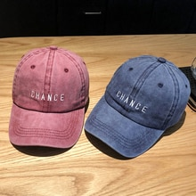 Hat Women's All-Match Vintage Fashion American Soft Top Baseball Korean Style Casual Retro Hipster S