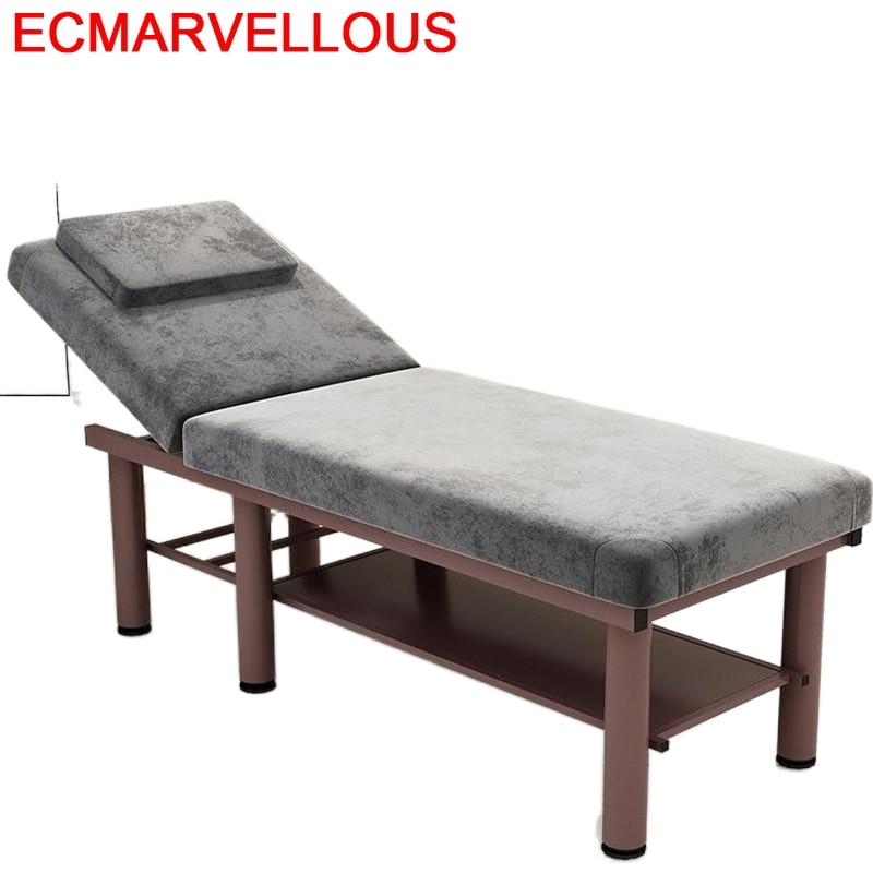 Cadira-cama masajeadora Tidur, asiento Plegable para Masaje, silla Plegable De salón
