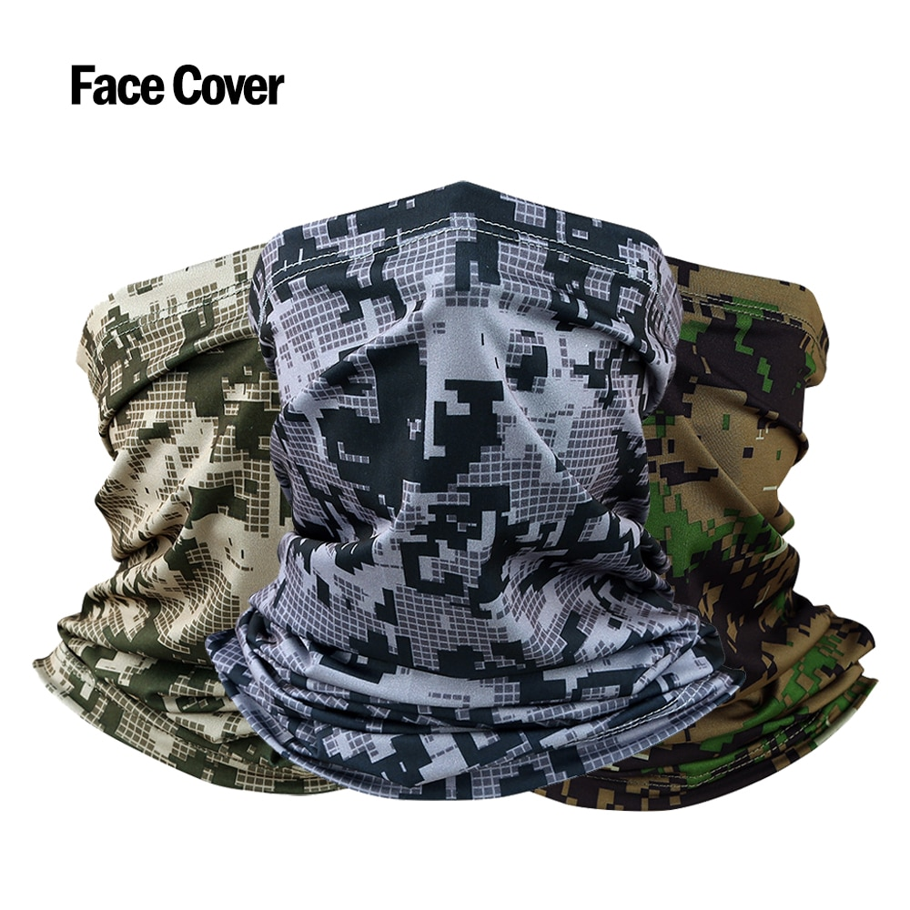 Camping Hiking Scarves Cycling Sports Bandana Outdoor Sports Headscarves Riding Headwear Men Women Scarf Neck Tube Magic Scarf face sheild outdoor bandana cycling scarf dustproof neck gaiters tube hiking scarves sports bandanas mouth protection scarf
