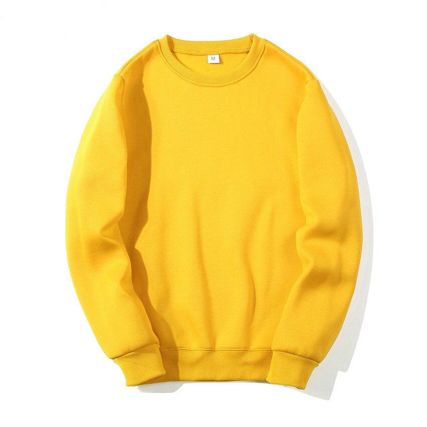 Sudadera sólida 2019 nueva primavera otoño sudaderas con capucha de gran tamaño para hombre abrigo de lana de marca de Hip Hop sudaderas con capucha