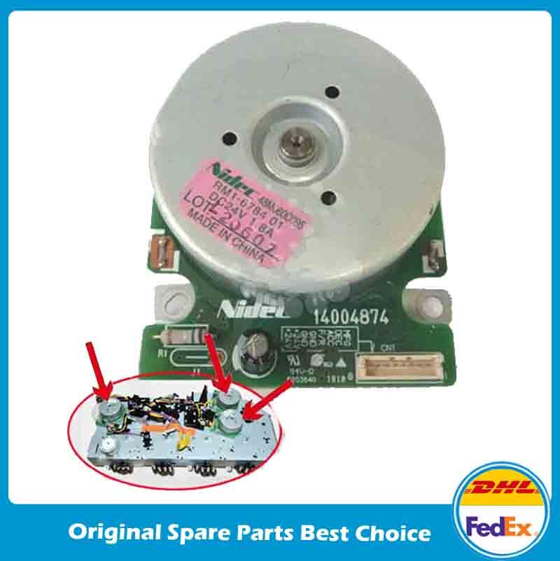 Motores de RM1-6088 RM-6088-000CN RM1-6786 DC-DC tambor (M1 / M2 / M3) Conjunto de 3 HP CLJ CP5525 CP5225 M775 M750 5525 de 5225 a 775
