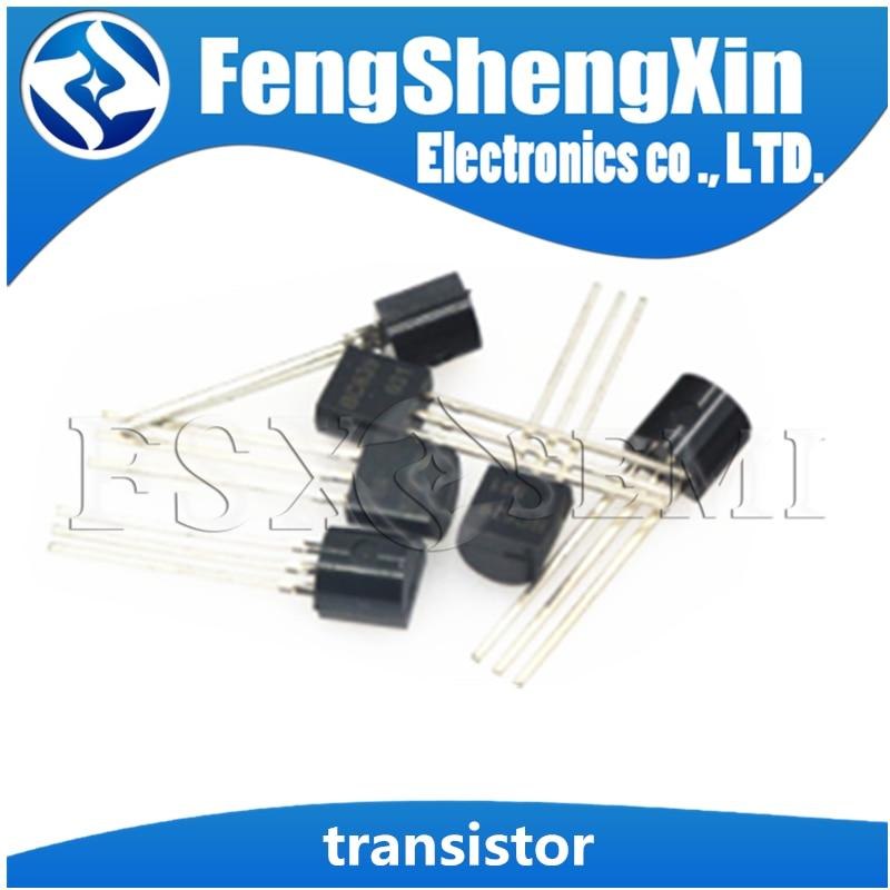 100pcs BC639 BC640 BC546B BC547B BC548B BC556B BC557B BC558B BC559B triode transistor TO-92