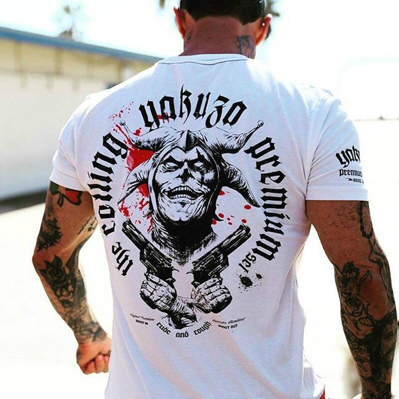 Camiseta casual de manga corta para hombre de Summer camisa de soldado...