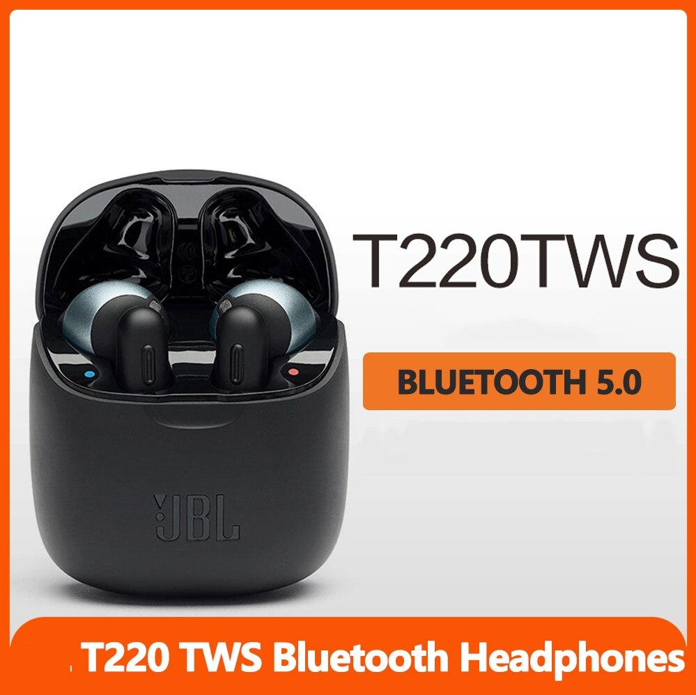 T220tws Wahre Wireless Bluetooth Headset 5,0 binaural semi-in-ohr anruf lärm reduktion stereo telefon universal Stereo T110 t180A