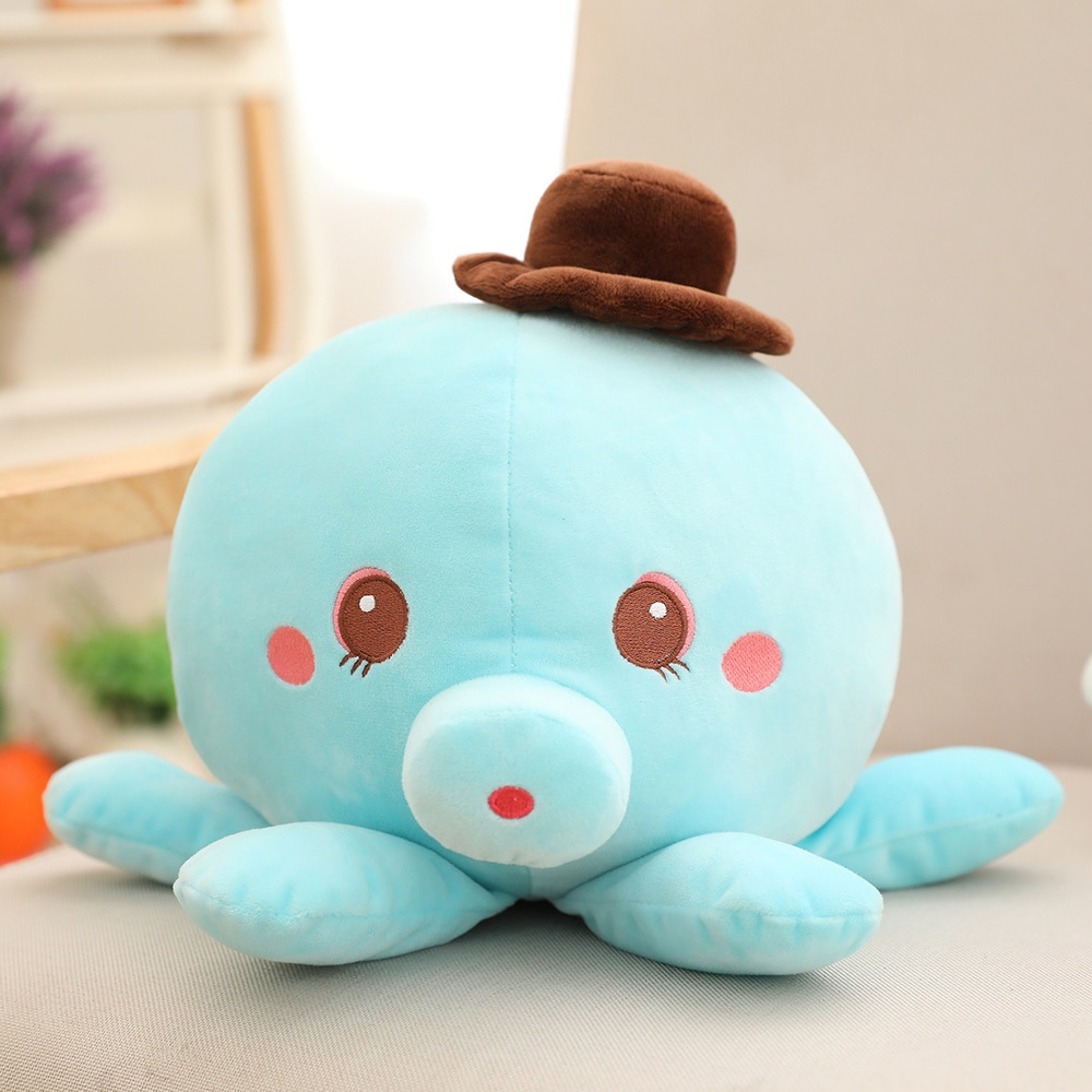 25cm New Plush Toy for Kids Super Cute Octopus Plush Toys kawaii Dolls Stuffed Soft Toys children Party Gift  - buy with discount