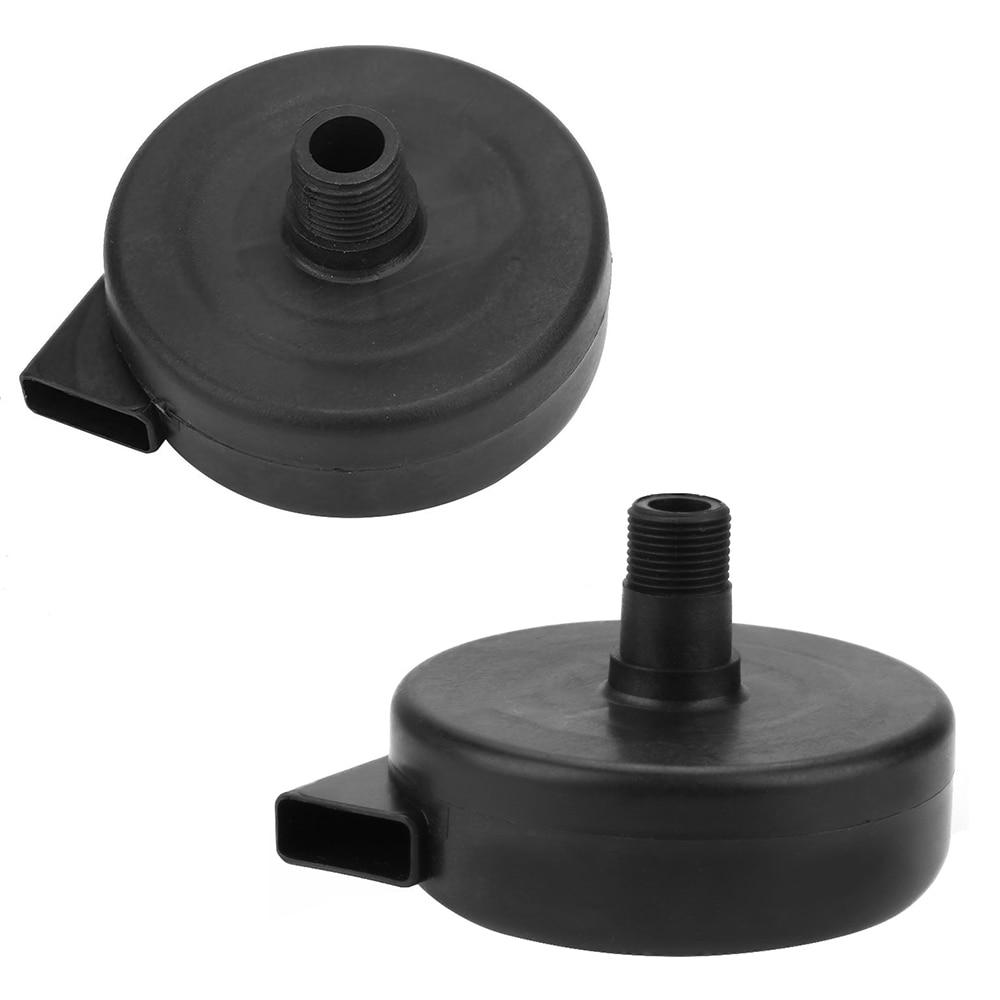 Plastic Air compressor filter Silencer Equipment Tool 16mm 20mm Thread недорого
