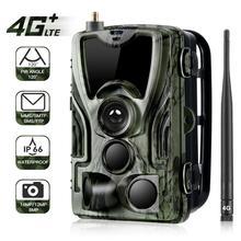 HC-801LTE 4G/3G/2G 16MP IP66 0.3s 940nm IR LED caméra de chasse caméra de piste pièges Photo Vision nocturne