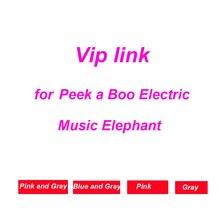 Drop Shipping Elektrische Olifant Gevulde Pluche Pop Play Muziek Olifant Educatief Anti-stress Tool