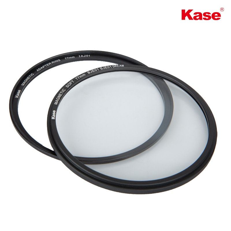 Kase 67 72 77 82mm Magnetic Dream Filter With adapter Ring Kit For Create Hazy And Dreamy Aesthetic Effect enlarge