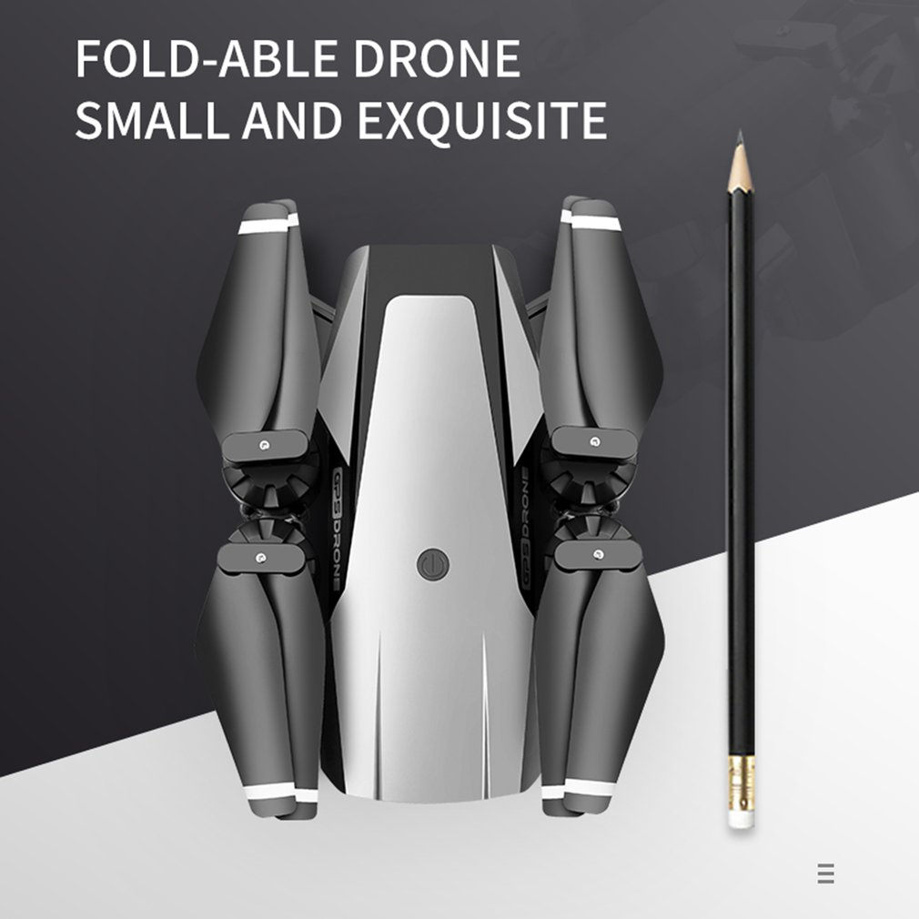 Foldable GPS UAV HD With Brushless Motor Quadcopter 26 Minutes Flight Time Remote Control With Carrying Case enlarge
