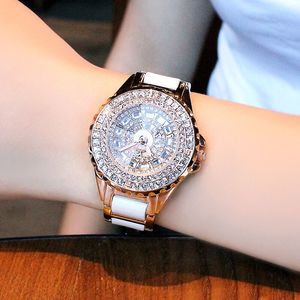 YKD26  Zircon Couple Watches Fashion Leisure Girls Watches Birthday Party Gifts for Boys