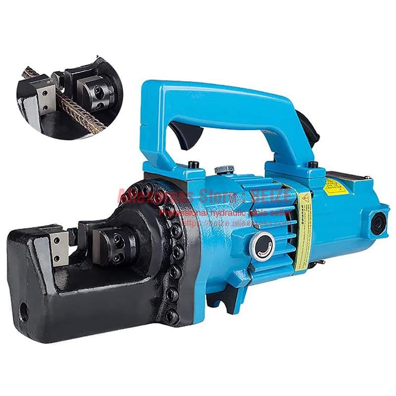 عالية الجودة الهيدروليكية قاطع حديد التسليح الكهربائية الصلب حبل قطع أداة لقطع الصلب بار RC-20 رن 4-20 مللي متر