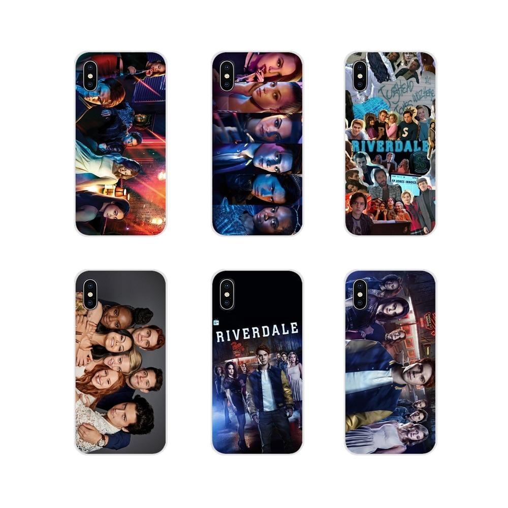 Para Huawei Mate Honor 4C 5C 5X6X7 7A 7C 8 9 10 8C 8X20 accesorios Lite Pro fundas de carcasa de teléfono popular tv Riverdale
