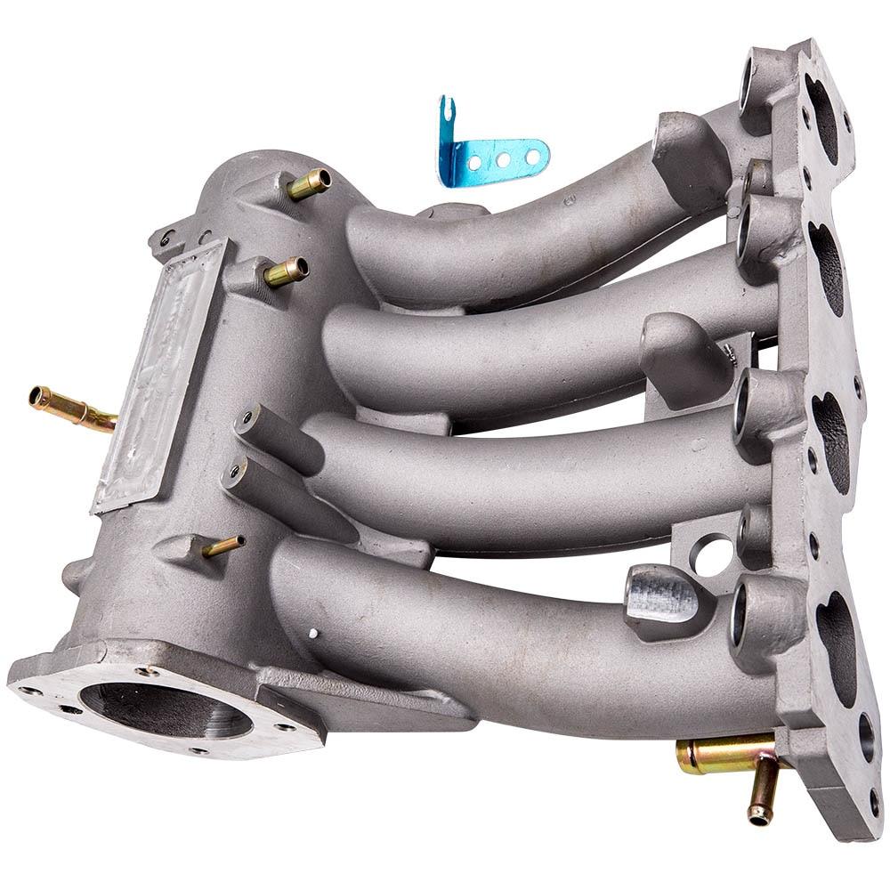 Racing Intake Manifold For Honda Civic CRX Del Sol D Series D15 D16 1988-2000 For Honda Wagovan (DX)  87 - 87