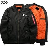 winter fishing jacket thick daiwa waterproof windproof fishing coat solid hiking camping shimanos mens fishing clothes outdoor