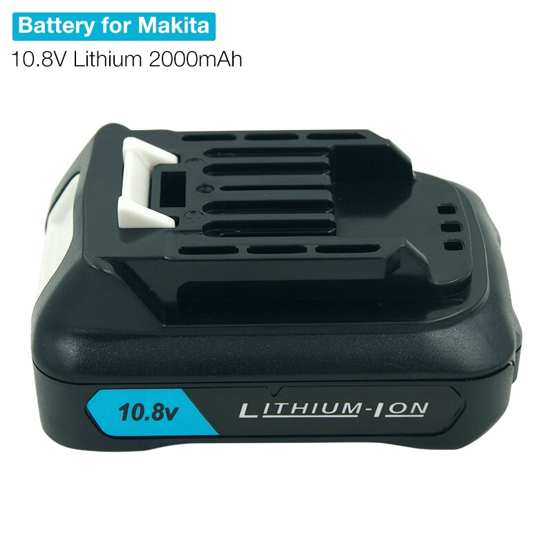BL1015 BL1040 12V 10.8V 2000mAh Li-ion Power Tools Rechargeable Battery for Makita Battery BL1016 BL1040B BL1020B BL1041 BL1021