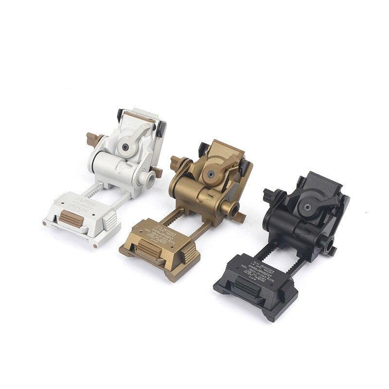 L4G24 accessoires de casque tactique de camion à benne basculante PV5-15/PV5-18 modèle de vision nocturne support anti-choc accessoires de casque anti-chute