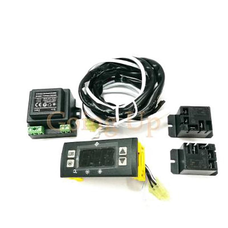 SF-104S-2 Kalten Lagerung Elektronische Temperatur-Controller Einstellbare Digital Display Zubehör