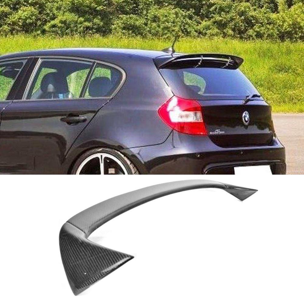 Carbon Fiber E87 Rear Spoiler AC Style  Spoiler Wing For BMW E87 2004 - 2011