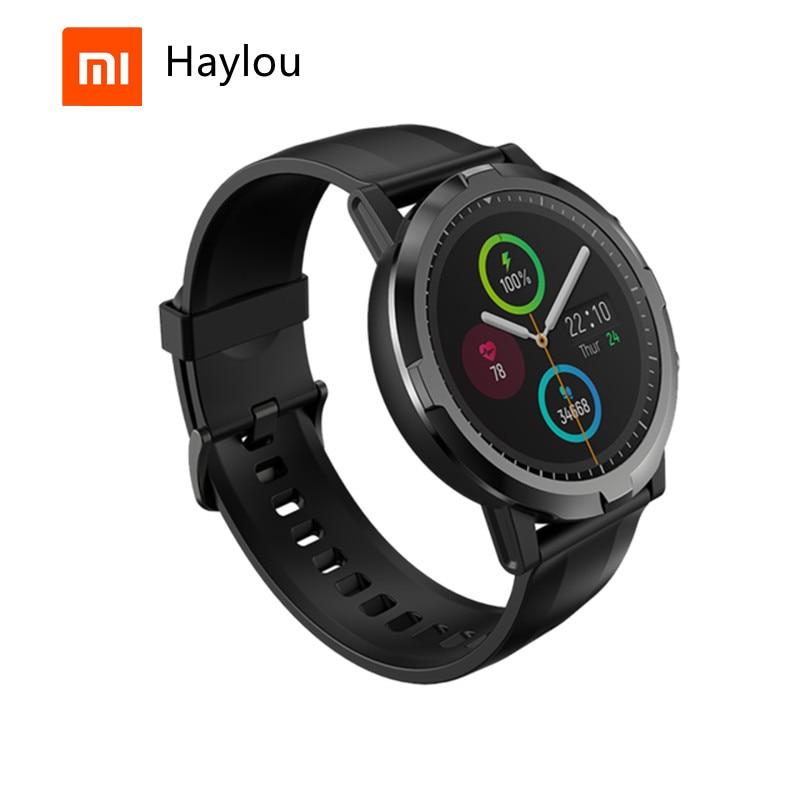 2021 Xiaomi Haylou RT LS05S Smartwatch Heart Rate Monitor IP68 Waterproof Long Battery Life Sport Watch for Women and Men