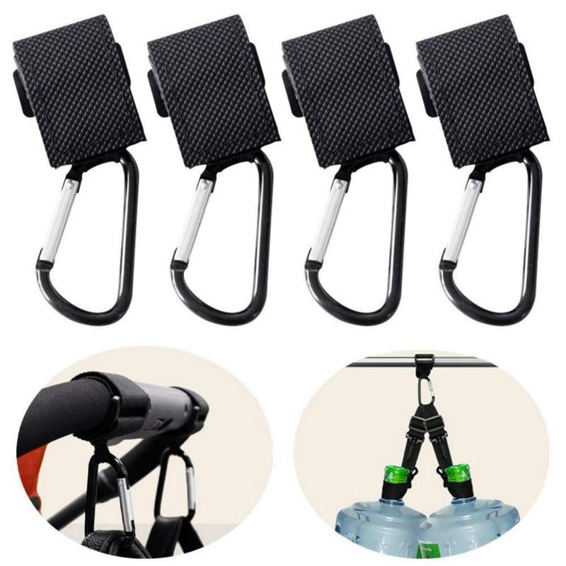 Baby Stroller Hooks Accessories Multi Purpose Baby Stroller Hook Shopping Pram Hook Props Hanger Con