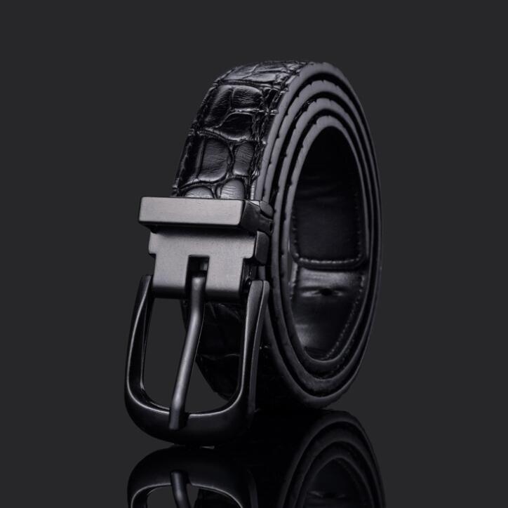 Kids Belts Strap Hight Quality Luxury Brand Fashion Children's Belt Boys Girls Pin Buckle Pants Belts Waistband 80CM 90cm GG
