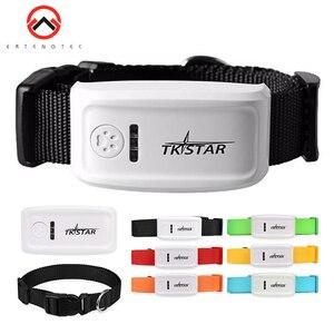 Dog GPS Tracker TK909 Waterproof IP65 Geofence Google Track GPS For Cat Collar Voice Monitor Mini GPS Locator For Dog FREE APP