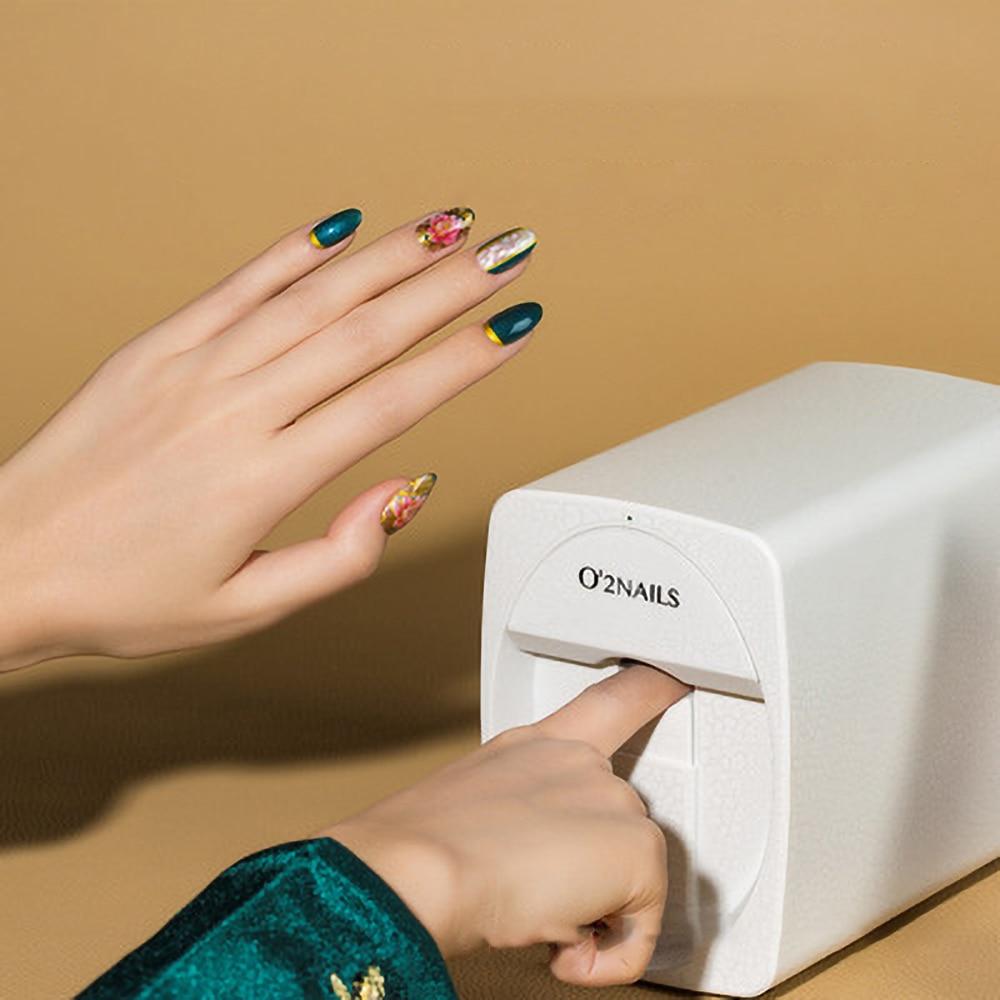 Лидер продаж 2020, мобильный принтер для ногтей, печатная машина для ногтей, портативный принтер для ногтей, мобильный 3D-принтер для ногтей, об...