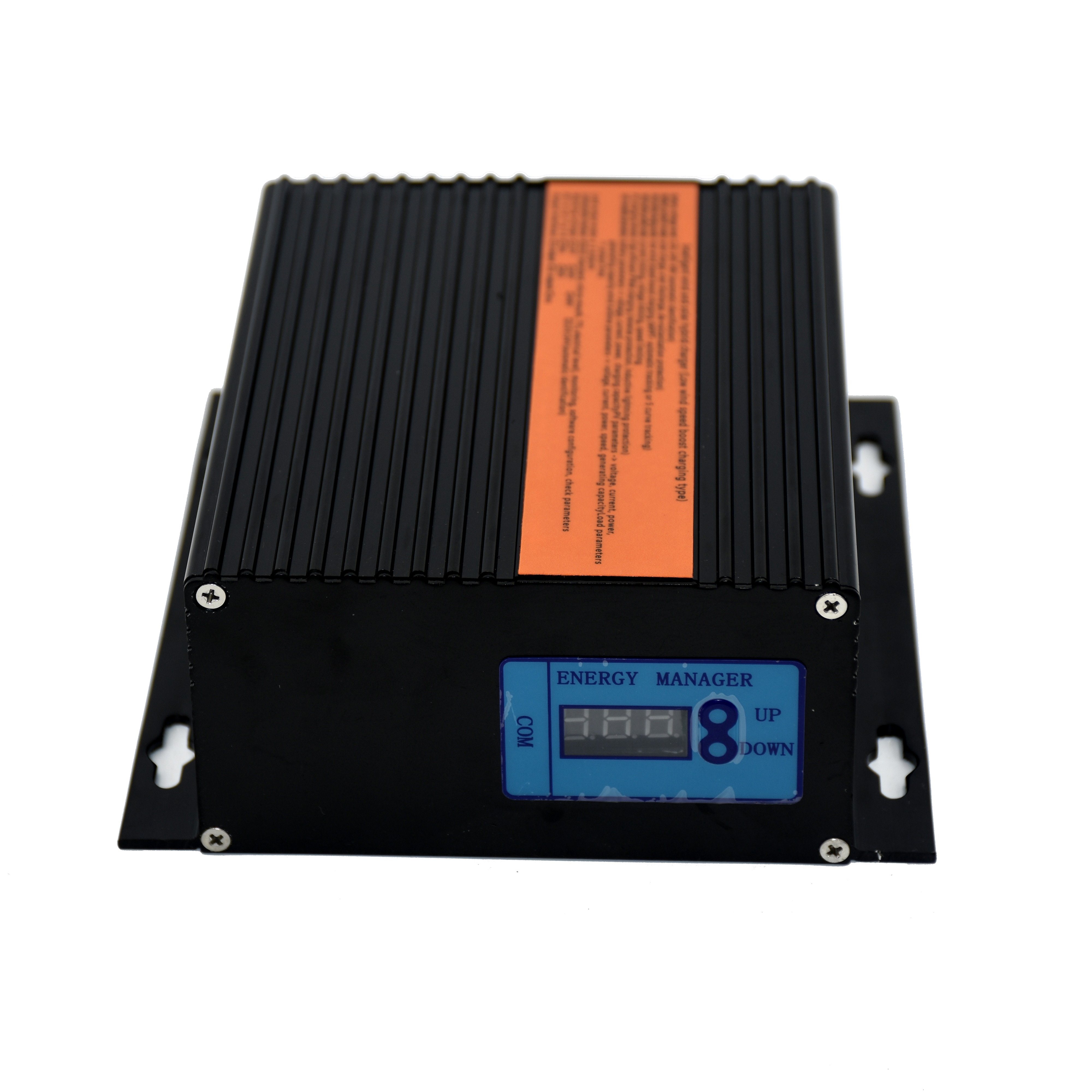 Viento 800W + 200 W/400 W/600 W/800 W/1000 W solar 24V mppt controlador híbrido con facultativo de la comunicación de 232