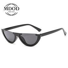 2020 New Style Semi-Rimless Vintage Men Sun Glasses 2020 Unique Women Sunglasses Brand Designer Punk