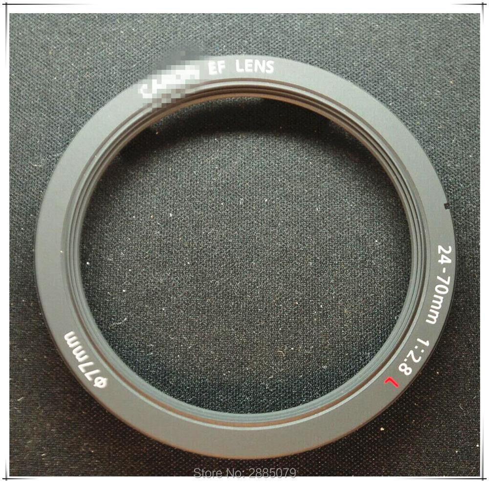 Origianl para Canon Anel para Canon Novo Frente Capa Nome 24-70mm 2.8 l Usm Lente Cy3-2033 ef