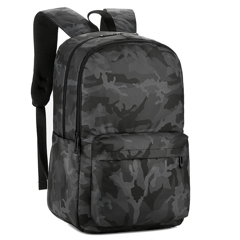 شعبية الذكور الرجال الموضة على ظهره كلية حقيبة ظهر بسعة كبيرة الصبي المدرسية أكياس ظهر للسفر حقيبة لابتوب الكمبيوتر
