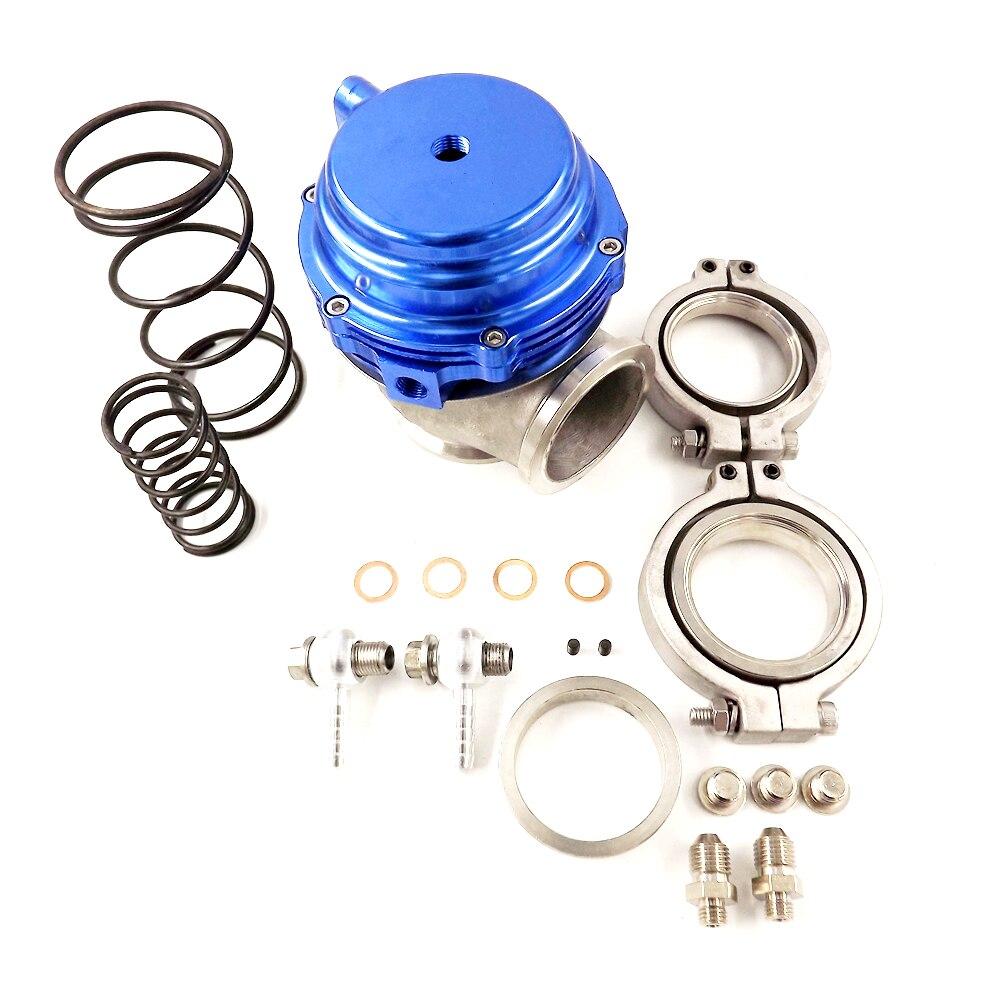 Para Tial 44mm válvula de descarga externa Mvs v-band brida Turbo USA 2-3 días de entrega