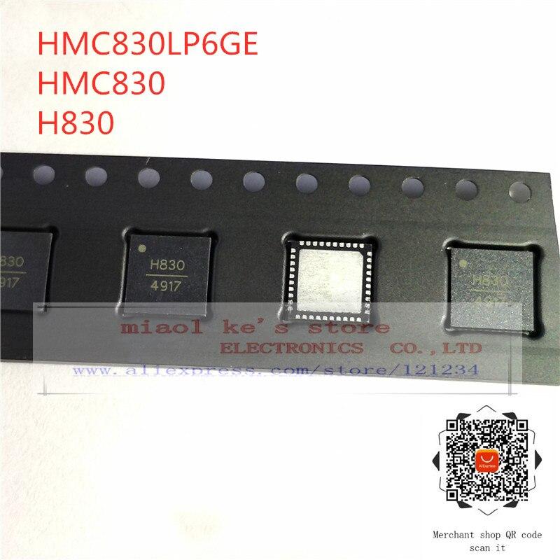 [1 UDS-5 uds] 100% nuevo Original HMC830LP6GE HMC830 H830 - IC FRACT-N PLL W/VCO 40QFN