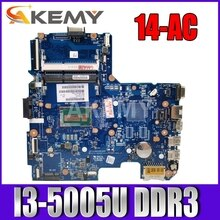 Akemy Carte Mère 827683-001 Pour HP 14-AC 240 g4 240-G4 Ordinateur Portable Carte Mère I3-5005U SKITTL10-6050A2730001-MB-A01 DDR3 Test Ok