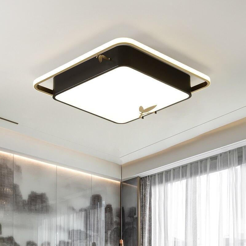 مصباح السقف النمط الصيني مصباح السقف النمط الصيني بسيط الحديثة مصباح غرفة النوم في غرفة المعيشة