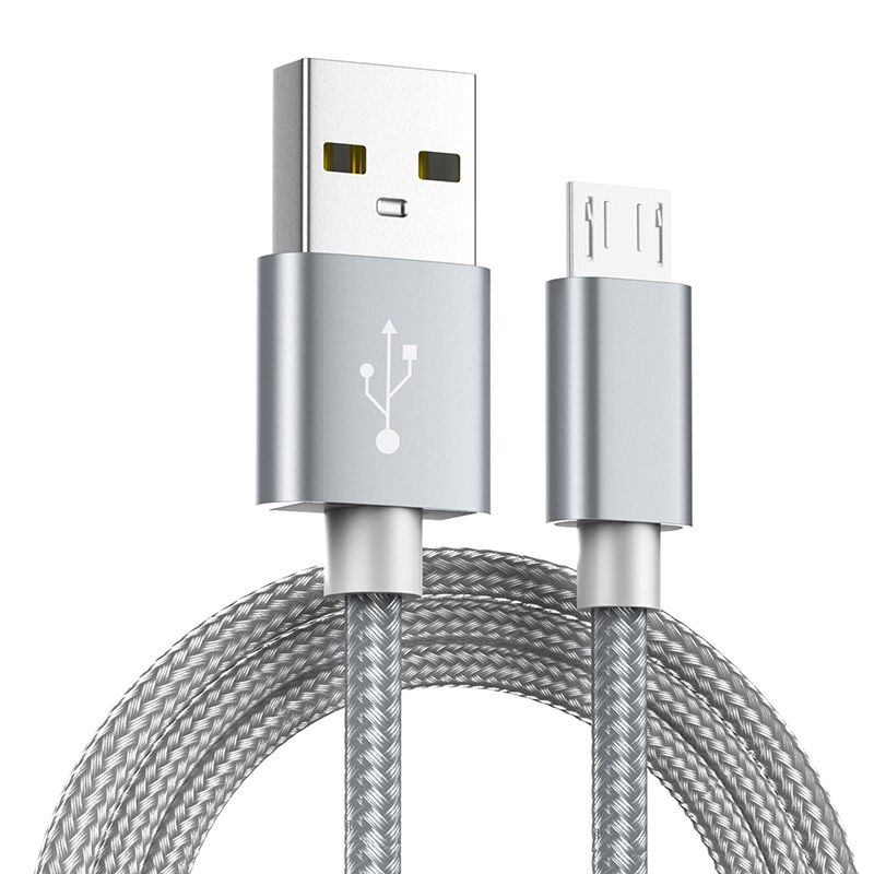 2A Micro USB Cable de datos de carga para Huawei P8 Mate 7 8 Honor 6 7 7C 7X para Samsung S6 S7 LG G4 V10 cargador de Cables