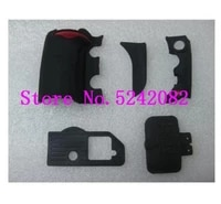 New OEM Rubber Six Parts Replacement Part For Nikon D700 With Tape Digital Camera