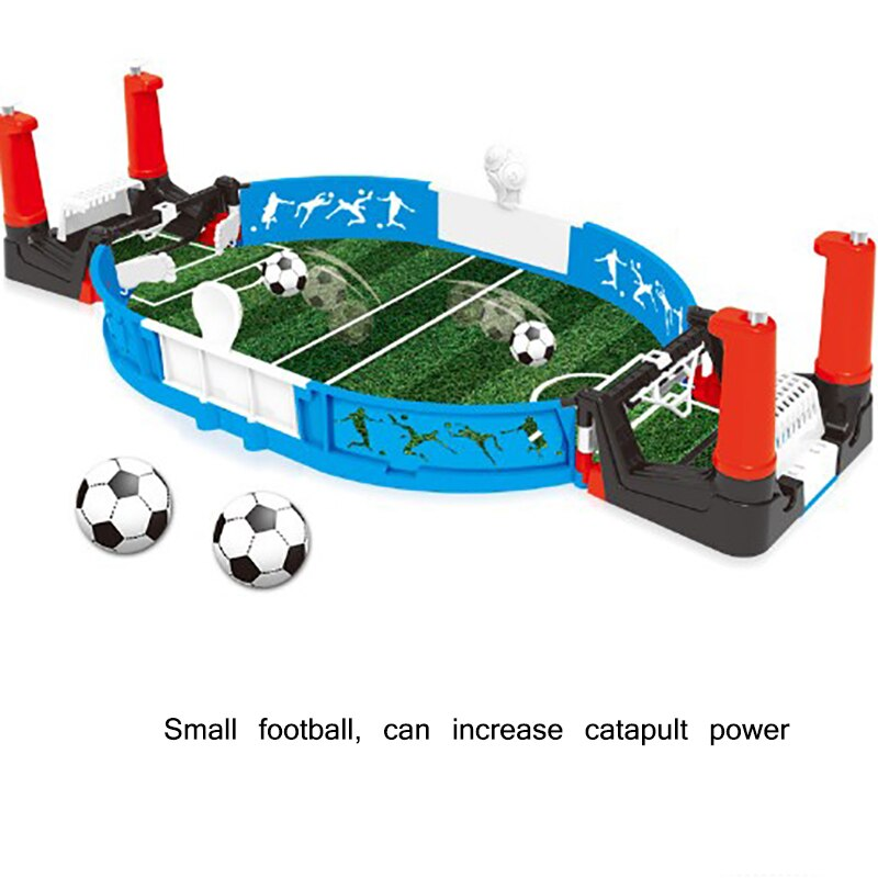 Mini Mesa de fútbol de juego de mesa para interior de fútbol niños Babyfoot Mini Mesa futbolín no tóxico juego